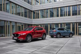 2021 Mazda CX-5 Germany Family Shot
