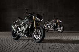 Speed Triple 1200 RS - Accessories Static 1
