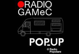 RADIO GAMeC newsletter header