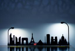 Skylight Paris azzurro con cuore-300dpj