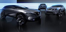 Nissan Qashqai Generations - Design 1-source