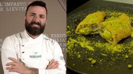 Marco Quintili battilocchio al pistacchio