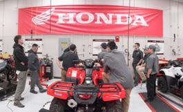 Honda CVRF 11