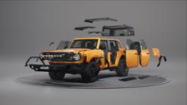 Bronco modularity renderings 01