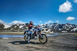 305037 The Honda Africa Twin heads to Iceland for the third Adventure Roads tour