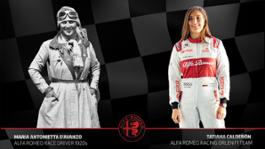 01 Alfa Romeo in Formula 1