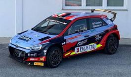 Peletto Racing Team protagonista nel CIR con Hyundai 0