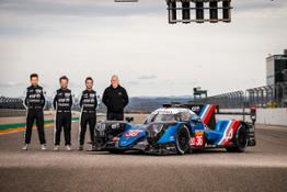 16-2021 - Alpine A480 - Tests Sessions on the Motorland circuit