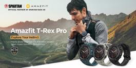 Amazfit T-Rex Pro 0 Horizontal