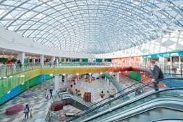 Riviera Shopping Centre Russia