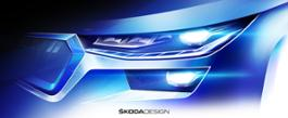 210330 SKODA-KODIAQ-Sketch-headlight-2