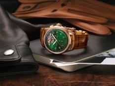 Premier B21 Chronograph Tourbillon 42 Bentley Limited Edition - 1