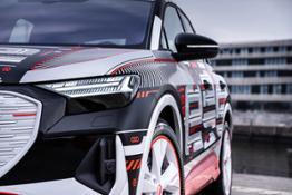 Audi Q4 e-tron prototype 005