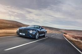 Continental GT Speed Convertible - 1