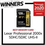 Lexar 2000x Best Memory Card 2020