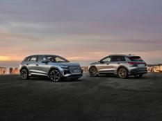 Audi Q4 e-tron e Audi Q4 Sportback e-tron 001