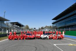 Passione Ferrari Club Challenge Monza 2021 1