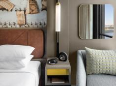 MEMCT P003 King Guestroom Nightstand