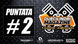 Duecilindri Magazine puntata 2