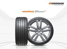 20210421 Hankook Tire premium UHP summer tread Ventus S1 evo 3