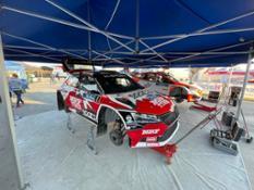 Paolo Andreucci e Francesco Pinelli - H Sport - Rally Adriatico