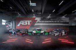 ABT DTM 2021 all racing cars