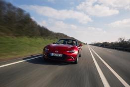 2021 Mazda MX-5 Germany act 18