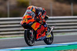 Ayumu Sasaki Moto3 Spain Qualification