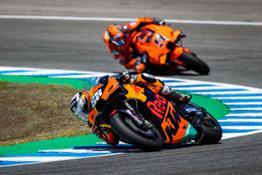 Miguel Oliveira KTM 2021 MotoGP Spain race