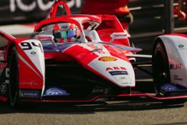 Mahindra Formua E A.Lynn Monaco 2021 gara