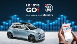 LeasysGO! & Radio Deejay, the sound of e-mobility