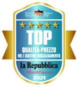 Siegel-Top-Qualita-Prezzo-Nr1-Sistemi-Riscaldamento