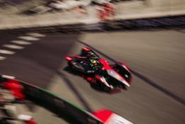 Nissan Formula E - Season 7 - Monaco - Oliver Rowland - Car 22 LEAF - 4
