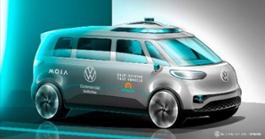 Volkswagen Veicoli Commerciali  Argo AI  e  MOIA Guida Autonoma 1