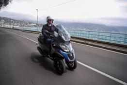 MP3 400 hpe Sport - Dynamic
