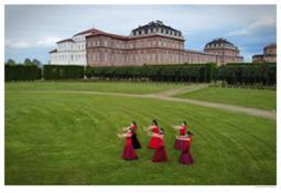 Michele d'Ottavio prove ballerini SACRE nei Giardini06