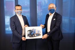 Renault Trucks Italia Gorent D Wide Z.E