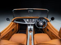 Plus Four interior wide without sidescreens
