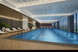 Hyatt-Regency-Shanghai Songjiang-Swimming-Pool  thumbnail 2