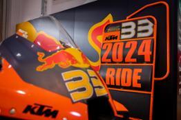 Brad Binder 2021 MotoGP contract deal