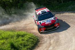 Andreucci Pinelli Rally Adriatico 2021