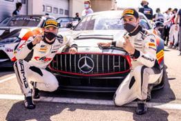 MercedesAMGCustomerRacing GT4EuropeanSeries 2021 02