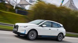 Photo Set - The BMW iX xDrive40_
