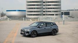 Photo Set - The BMW iX xDrive50_