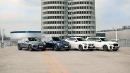 Photo Set - BMW X5, BMW X6, BMW X7, BMW iX_
