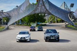 Photo Set - The BMW i models_