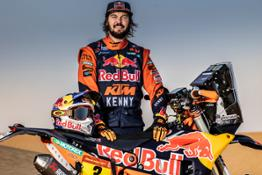 Toby Price - Red Bull KTM Factory Racing - Contract Extension
