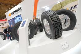 20210608 Hankook Tyre UK exhibits at the 2021 CV show 01