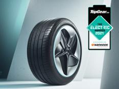 20210610 Hankook Tyre UK announces headline sponsorship of 2021 BBC Top Gear EV Awards 01