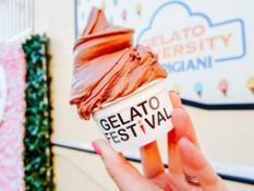 Gelato Festival - gelato cup 2